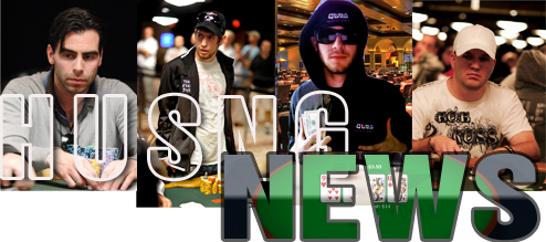 Heads Up SNG Poker News