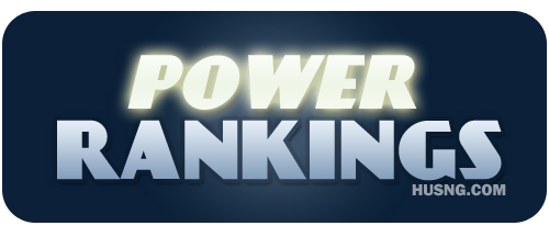 Hyper Turbo HUSNG Power Rankings Picture