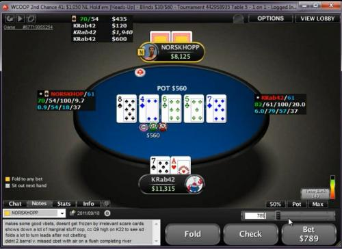 Barewire Wcoop heads up video flop play discussion