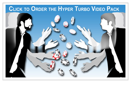 Chadders0 Hyper Turbo Heads Up SNG Poker Video Series Package