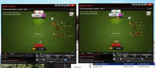 $200 Heads Up Poker on Bovada Katipo