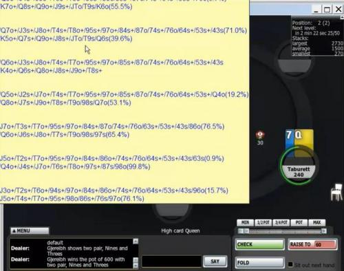 mjw006 heads up sit and go match leakfinder review pokeroff poker video