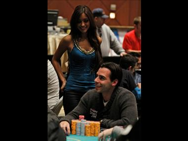 Olivier livb112 Busquet Heads Up Poker Pro Tournament Picture