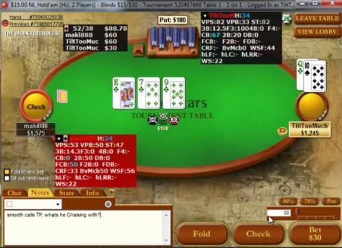 Ph33roX reviews preflop fundamental situations in hu poker video