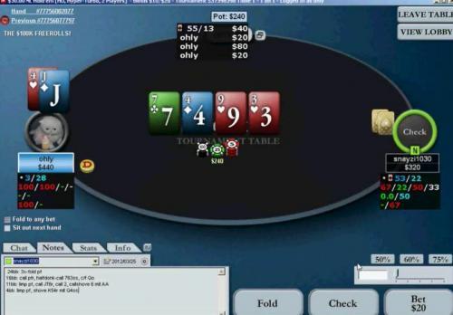 Hyper Turbo Poker Decision Making HUSNG Video