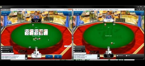 PHMERC and mjw006 review heads up sng matches