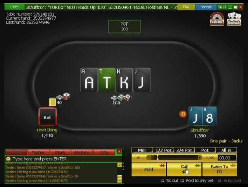 RyPac heads up sng poker leakfinder review