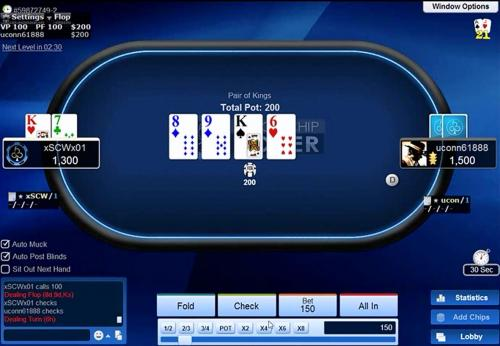 In this video xSCWx plays a series of $90 Heads Up Sit n Goes against random opponents.