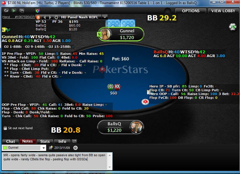 Pokerstars show hole cards
